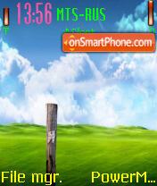 Vista2 theme screenshot