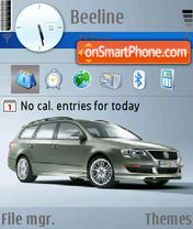 Volkswagen es el tema de pantalla