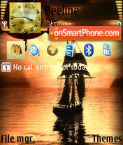 Ship 04 theme screenshot