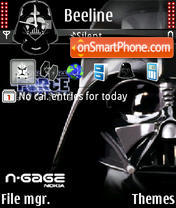Star Wars Force es el tema de pantalla