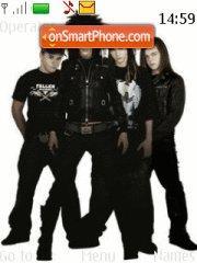 Tokio Hotel 08 es el tema de pantalla