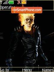 Ghost Rider 1 es el tema de pantalla