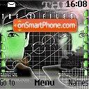 X-files 03 es el tema de pantalla