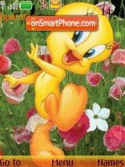 Tweety theme screenshot