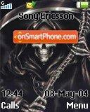 Grim Reaper 02 es el tema de pantalla