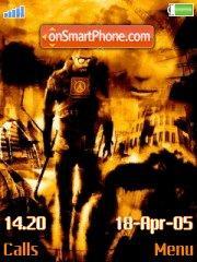 Half-life 2 01 es el tema de pantalla