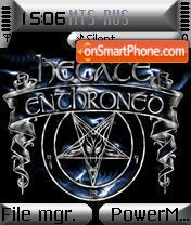Hecate Enthroned es el tema de pantalla