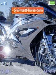 Sport Moto es el tema de pantalla