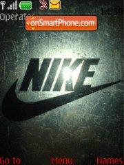 Capture d'écran Nike Sport thème