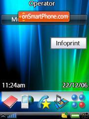 Vista Auror theme screenshot