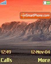 Preria theme screenshot
