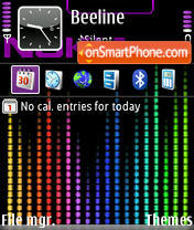 Nokia eq theme screenshot