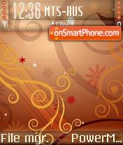 Lamour Style theme screenshot