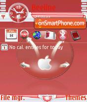 Apple v2 s60v3 es el tema de pantalla