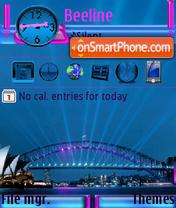 Sydney v2 s60v3 es el tema de pantalla