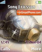 Chrno Crusade 1 es el tema de pantalla
