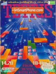 Tetris And Attack es el tema de pantalla