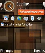 Coffee 02 theme screenshot