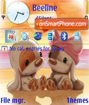 True Love 02 es el tema de pantalla