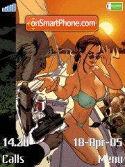 Tomb Raider 11 es el tema de pantalla