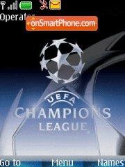 Champions League 04 es el tema de pantalla