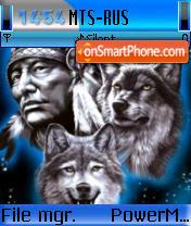 Indian 02 theme screenshot
