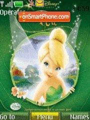 Tinkerbell theme screenshot
