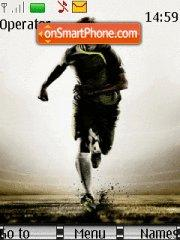 Fernando Torres theme screenshot
