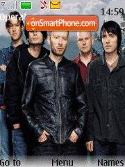 Radiohead es el tema de pantalla