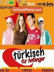 Turkisch Fur Anfanger theme screenshot