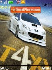 Taxi 4 theme screenshot