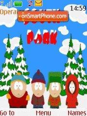 South Ppark theme screenshot