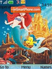 Ariel es el tema de pantalla
