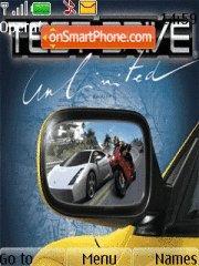 Test Drive Unlimited theme screenshot