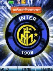 Inter Milan es el tema de pantalla