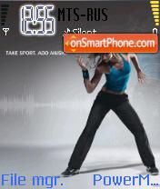 Add music es el tema de pantalla