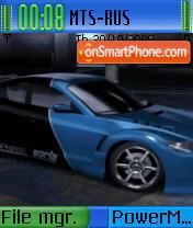 Nfs 06 es el tema de pantalla