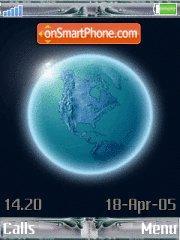 Earth Cool es el tema de pantalla