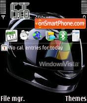 Vista Helmet theme screenshot