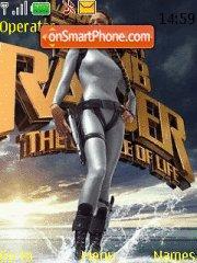 Tomb Raider es el tema de pantalla