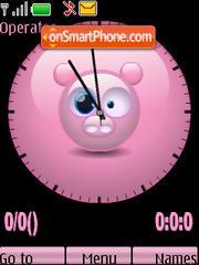 Miss Piggy theme screenshot