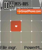 Iuu theme screenshot