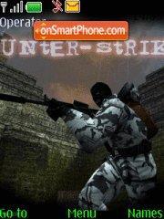 Counter Strike World theme screenshot