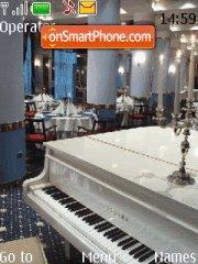 Classical music theme screenshot