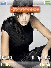 Angelina Jolie 7 es el tema de pantalla