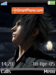 Final Fantasy 11 es el tema de pantalla