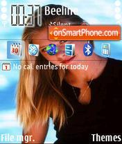 Maria Sharapova 05 es el tema de pantalla
