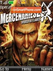 Mercenaries 2 theme screenshot