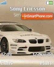 Bmw M3 Race 01 es el tema de pantalla