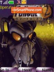 Fallout 2 es el tema de pantalla